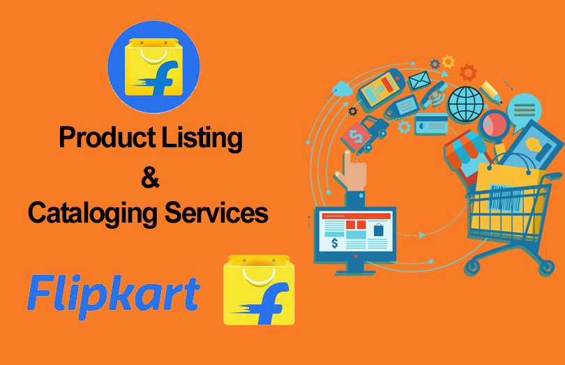 flipkart product listing cataloging services